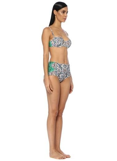 Tory Burch Bikini Üst Renkli